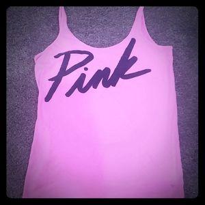 Vs pink vnexk tank